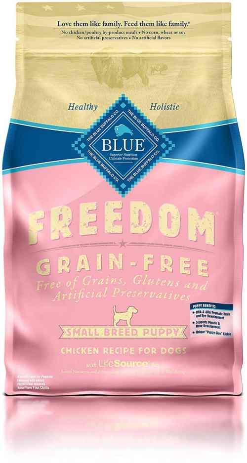 Medium Of Blue Buffalo Senior Dog Food