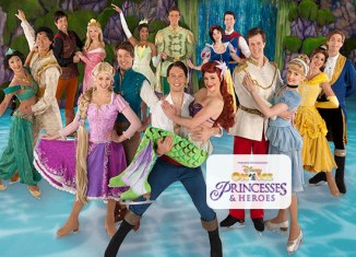 Disney on Ice Princesses & Heroes