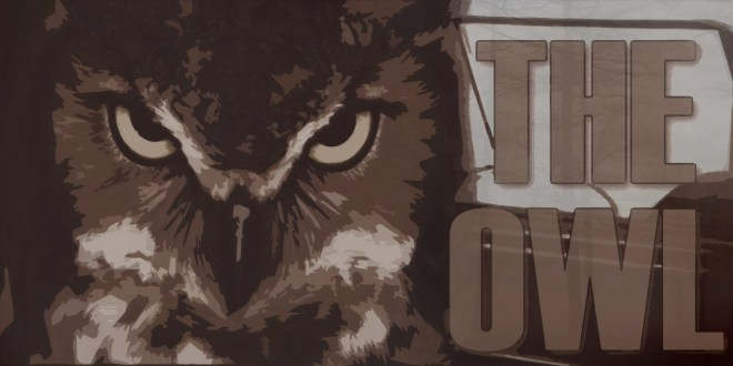 """The Owl"" by Aaron Shotwell 