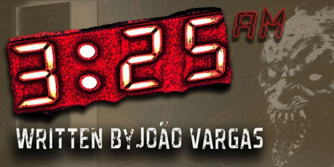 """""""3:25 AM"""" by João Vargas 