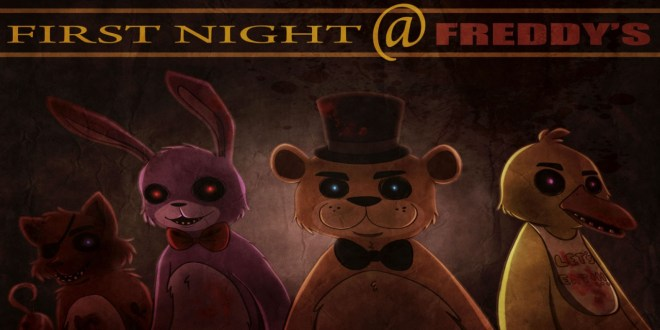 """""""First Night at Freddy's""""  Written and narrated by Jonathan Jones (Five Nights at Freddy's Fan Fiction)"""