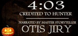 """4:03″ by Hunter 