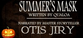 """Summer's Mask"" by Qualoa 