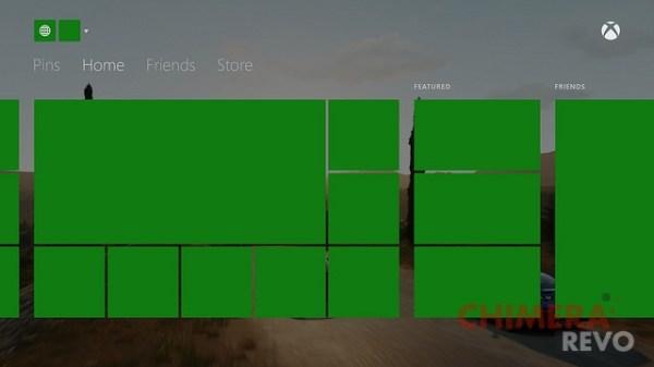 Come cambiare sfondo su Xbox One