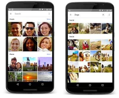 Google foto - ricerca immagini