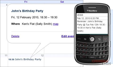 calendar-sms