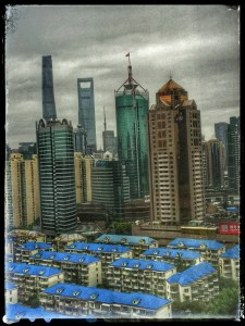 Pudong-Morning