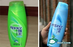 Fake Rejoice shampoo.