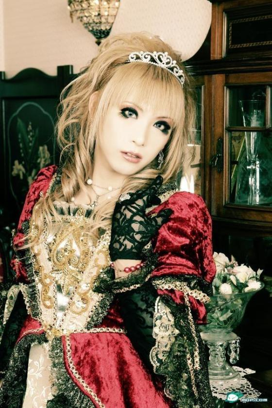 Hizaki fancy dress