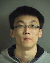 Tang Peng, accused of raping a woman in Iowa, United States.