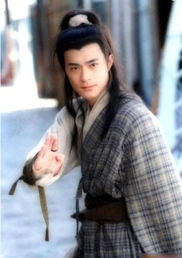 fictional character Yang Guo in The Return of the Condor Heroes