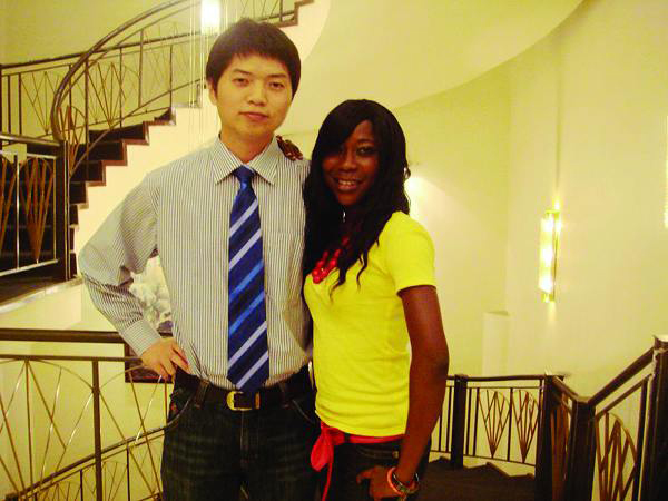 Chinese Man In Africa Marries Local, Mother-in-law Delighted