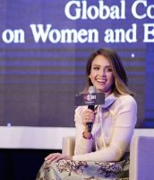 Online Giant Alibaba Holds Global Women Entrepreneurs Meeting