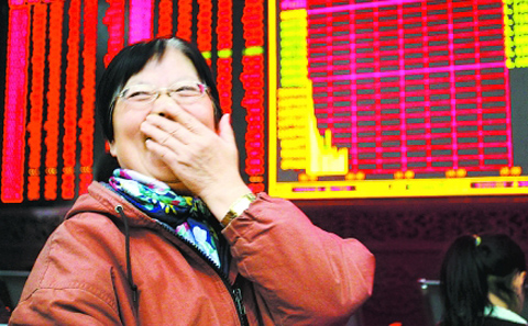 Non-Market-Savvy Investor Earns 300,000 RMB In One Day