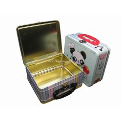 Small Crop Of Metal Lunch Box