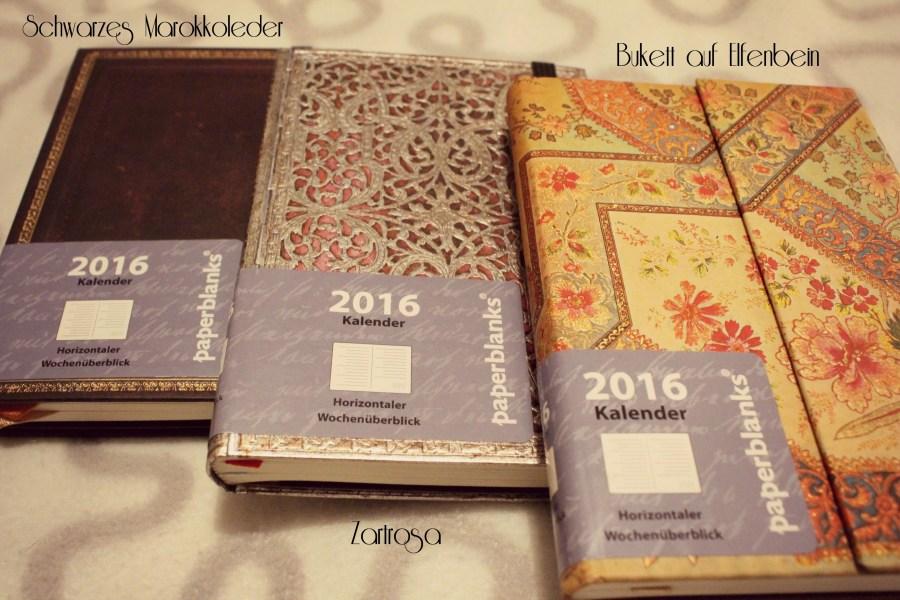paperblanks kalender