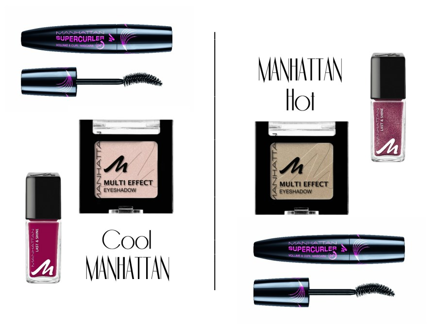 Gewinne ein Manhattan Beauty Package in der Version Cool oder Hot!