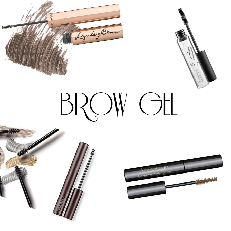 best brow gels