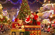 Mickey's Very Merry Christmas Party 2013 Entertainment Schedule & Maps