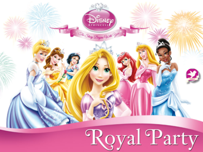 Royal Party App