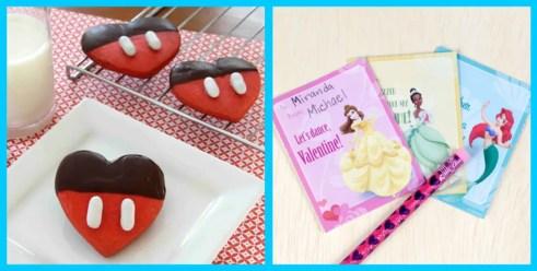 Disney Valentines Day crafts