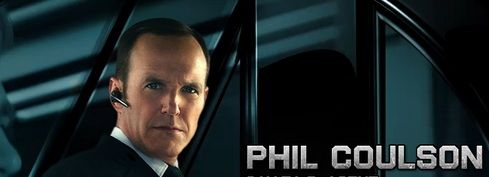 The Avenger's S.H.I.E.L.D. agent Phil Coulson played by Clark Gregg