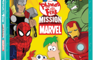 Phineas And Ferb Mission Marvel coming to DVD on October 1st