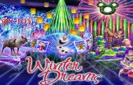 Disneyland Resort Debuts World of Color − Winter Dreams for 2013 Holiday Season