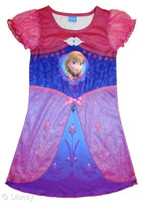 Frozen Gown