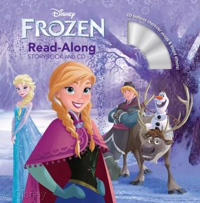 Frozen Read a long book