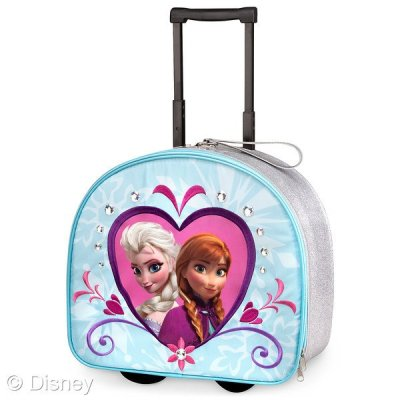 Frozen Rolling Luggage
