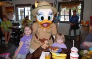 Disney Quick Tips - Try Character Dining