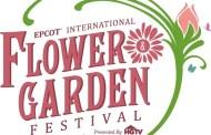 Epcot Flower & Garden Festival Tables in Wonderland Event