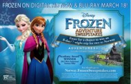 Enter to a Win Trip to the Place that Inspired Frozen