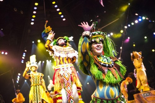 Festival of the Lion King Returns