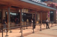Starbucks Green Mermaid Makes Her Downtown Disney Debut