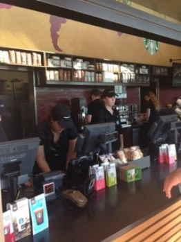 DTD Starbucks Employees