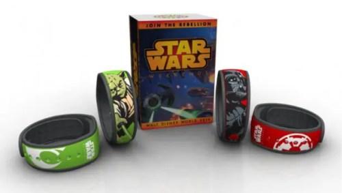 Star Wars magicbands
