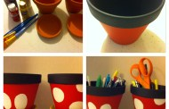 Do It Your Disney - Mickey and Minnie Planters