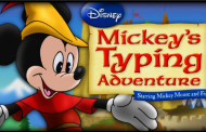 Mickey's Typing Adventure Launches Web Experience