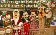 Spend Your Holiday With the Disney Cruise Line!