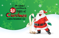 Pop Up Santa to Take Place During ABC Family's 25 Days of Christmas!