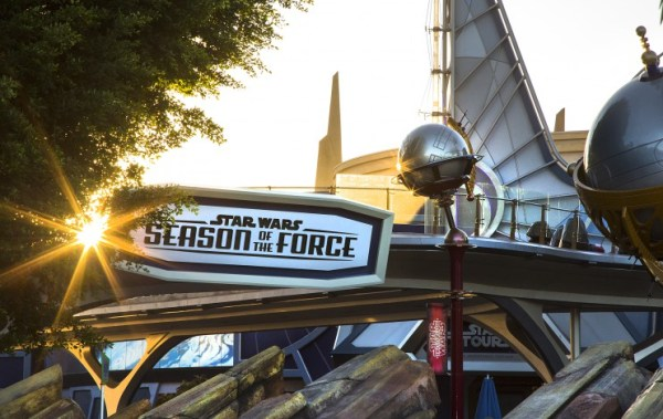 Beginning Nov. 16th Star Wars Season of the Force will debut in Tomorrowland at Disneyland