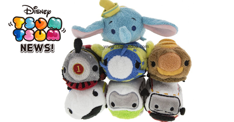 Disney Parks Attractions Tsum Tsums are Available Now