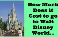 How Much Does it Cost to go to Walt Disney World
