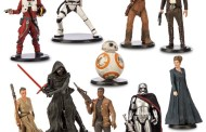 Star Wars: The Force Awakens merchandise revealed by Disney!