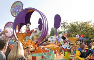 Watch Mickey's Soundsational Parade LIVE tomorrow!