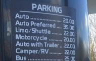 Premium Parking in effect at Walt Disney World