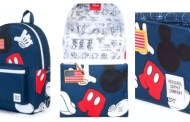 Fun and Unique New Disney Designs Coming from Herschel Supply