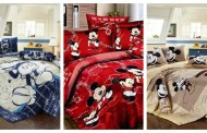 Mickey Mouse Bedding Sets for the Grown-up Disney Lover